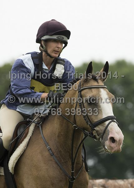 Iping Horse Trials 2014 - BE90 (11.19AM -12.18PM)