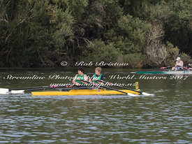 Taken during the World Masters Games - Rowing, Lake Karapiro, Cambridge, New Zealand; ©  Rob Bristow; Frame 3634 - Taken on: ...