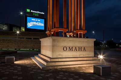 Welcom to Omaha