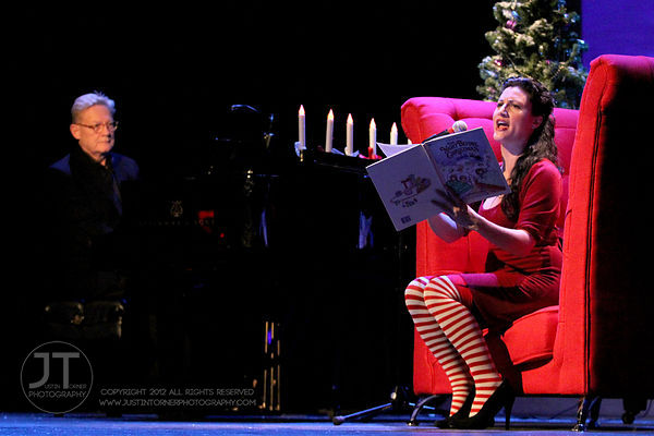 Festival of Carols December 15, 2011, Englert Theatre