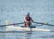 Taken during the World Masters Games - Rowing, Lake Karapiro, Cambridge, New Zealand; Tuesday April 25, 2017:   5941 -- 20170...