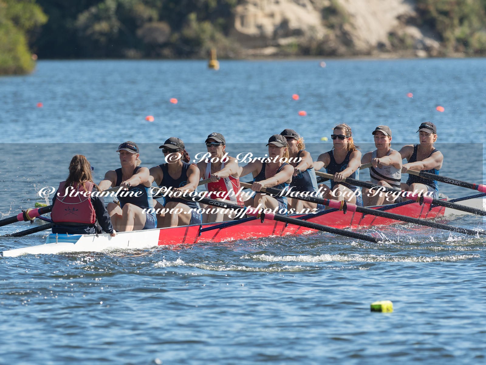 Taken during the World Masters Games - Rowing, Lake Karapiro, Cambridge, New Zealand; ©  Rob Bristow; Frame 3741 - Taken on: ...