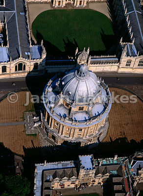Oxford University, Radcliffe Camera England.