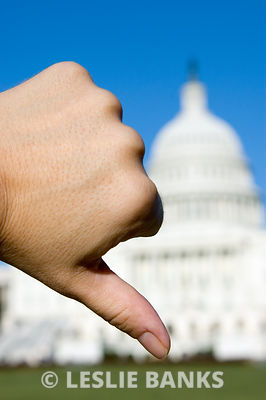 Thumbs Down Washington