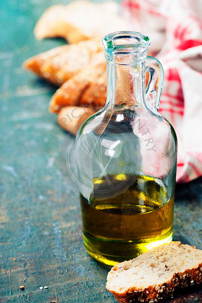 Italian Bread with Olive Oil