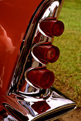 Desoto Tail Light