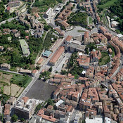Old town, Avellino