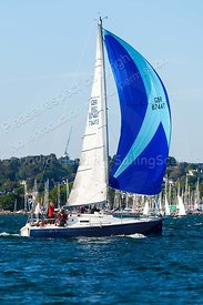 Arlanamor, GBR8477T, Beneteau First 27.7, Parkstone Monday Night Cruiser Series, 20180514052