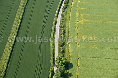 Fields near Wallington, Hertfordshire