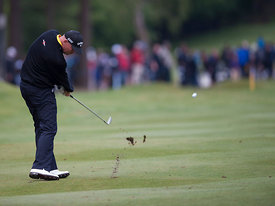 2014 BMW PGA Championship Wentworth Third Round May 24th