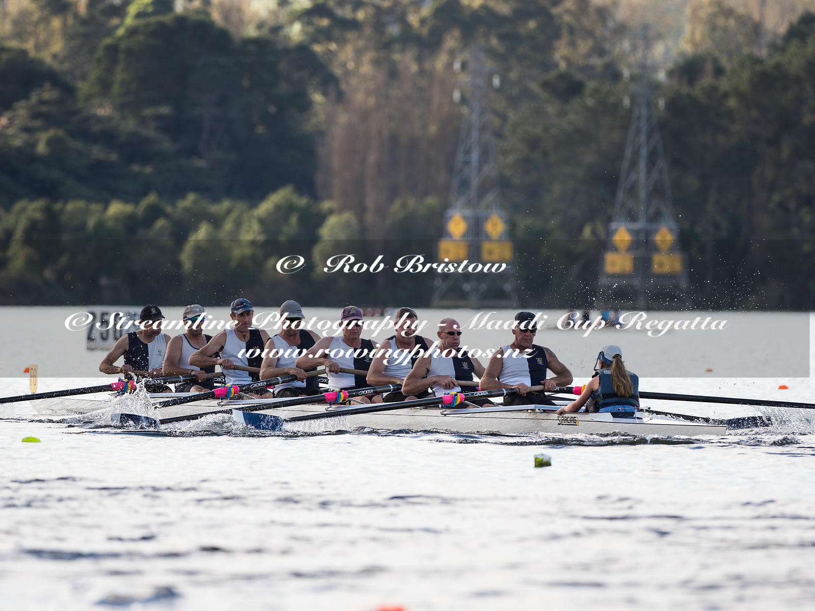 Taken during the World Masters Games - Rowing, Lake Karapiro, Cambridge, New Zealand; Tuesday April 25, 2017:   5935 -- 20170...