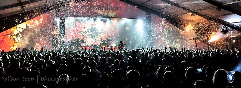 Marillion PZ weekend 2015