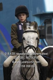 2009-02-20 KSB Heaselands Childrens Meet Heaselands Meet