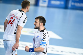 Velko MARKOSKI of PPD Zagreb, Zlatko HORVAT of PPD Zagreb during the Final Tournament - Final Four - SEHA - Gazprom league, t...