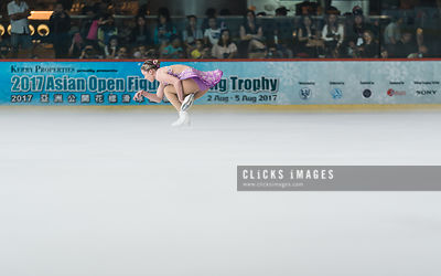 Asian Open Figure Skating Trophy 2017