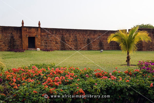 the Fort, constructed between 1851 and 1867, Maputo, Mozambique