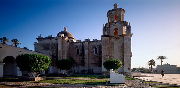 La Purisima Concepcion de Nuestra señora de Caborca. It was originally established in 1692 by Jesuit priest Eusebio Francisco...