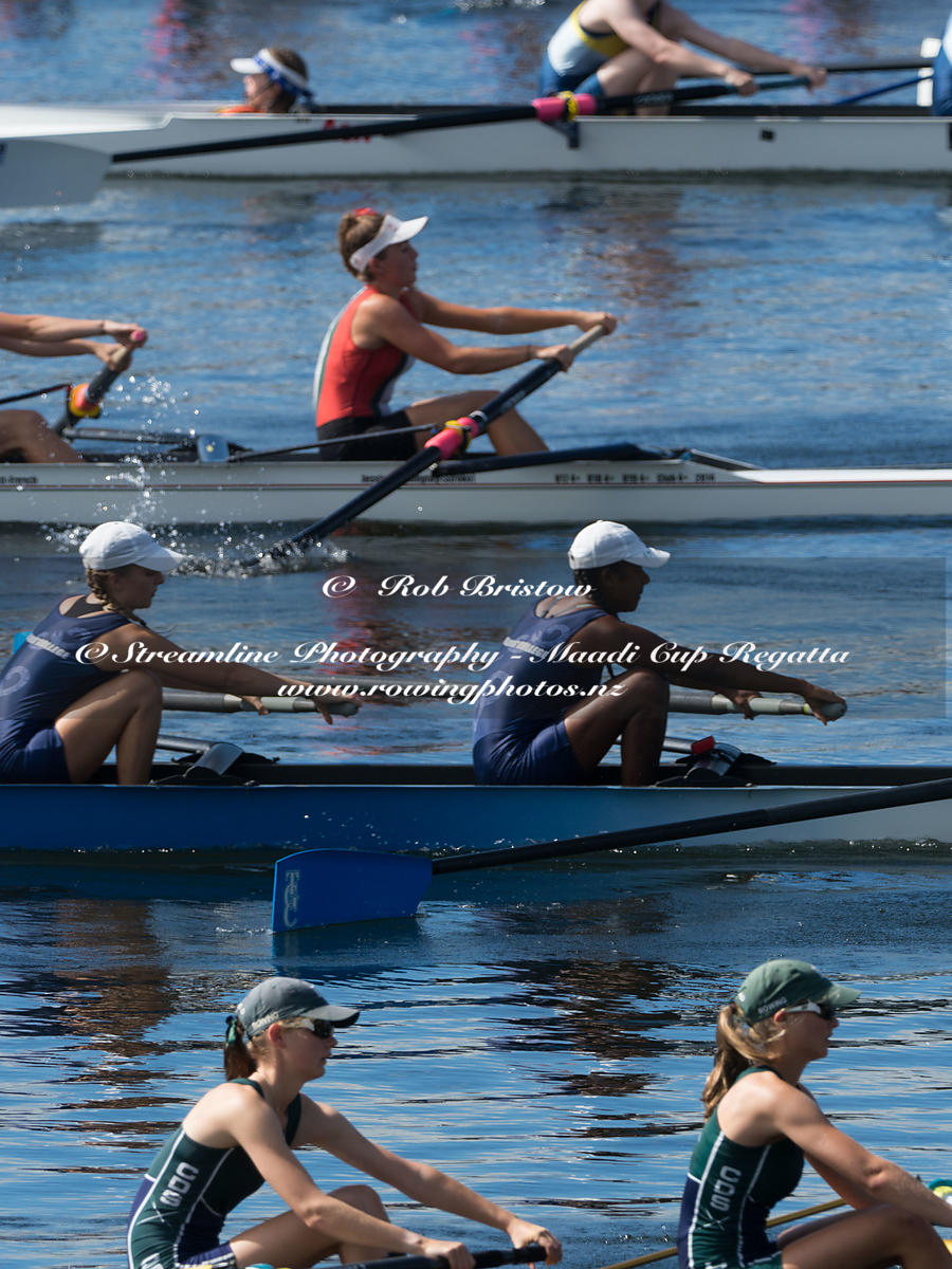 Taken during the NZSSRC - Maadi Cup 2017, Lake Karapiro, Cambridge, New Zealand; ©  Rob Bristow; Frame 1272 - Taken on: Frida...