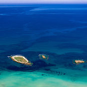 The Pigeons Island, The Reef of Maagan Michael, Israel