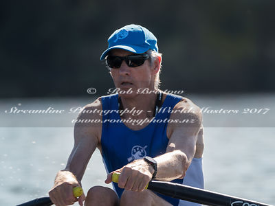 Taken during the World Masters Games - Rowing, Lake Karapiro, Cambridge, New Zealand; Tuesday April 25, 2017:   5072 -- 20170...