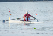 Taken during the World Masters Games - Rowing, Lake Karapiro, Cambridge, New Zealand; Tuesday April 25, 2017:   5949 -- 20170...