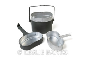 East German Mess Kit