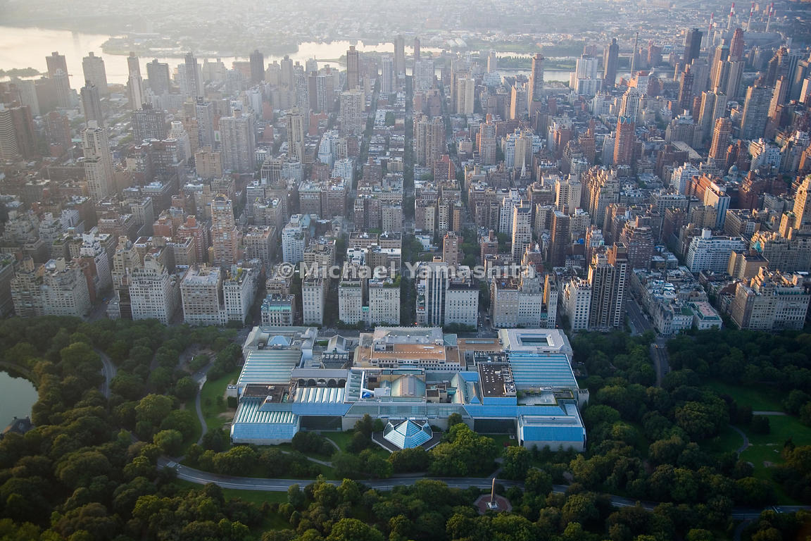 Central Park designer Frederick Olmsted once said he regretted allowing The Metropolitan Museum of Art to extend into the gre...
