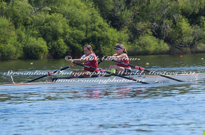 Taken during the World Masters Games - Rowing, Lake Karapiro, Cambridge, New Zealand; ©  Rob Bristow; Frame 382 - Taken on: T...