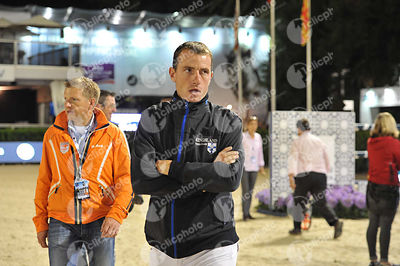 Gregory WATHELET ,(BEL) during Furusiyya FEI Nations Cup Jumping Final competition at CSIO5* Barcelona at Real Club de Polo, ...