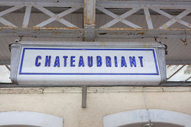 Photo:gare de Chateaubriant