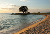 beach, lake Niassa, Mozambique