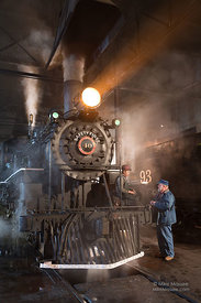 Steam Railroading
