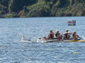 Taken during the NZSSRC - Maadi Cup 2017, Lake Karapiro, Cambridge, New Zealand; ©  Rob Bristow; Frame 2654 - Taken on: Saturday - 01/04/2017-  at 15:29.57