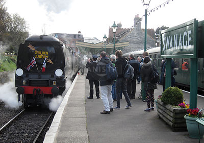 (WC) 34092 Swanage