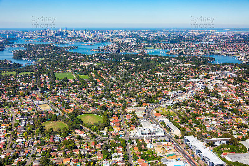 Gladesville to Sydney City