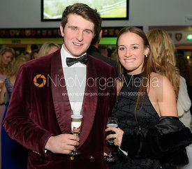 Tom Abel Smith, Isobel McEuen. The Cottesmore Hunt Winter Ball