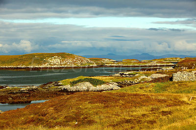 South Uist landscape