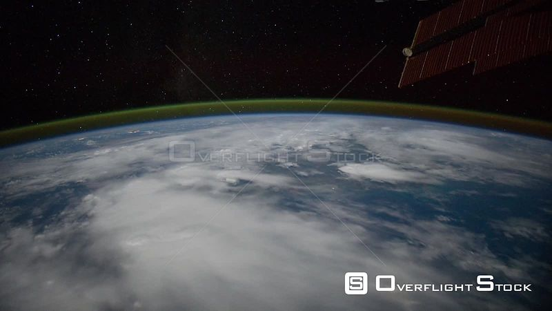 TimeLapse from  ISS Indian_Ocean Exp30 Aurora 03_Mar_2012