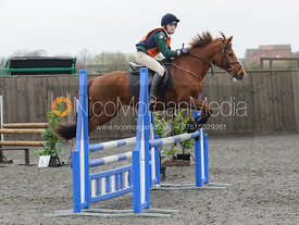 Class 4 - CHPC Eventer Trial, April 2015.
