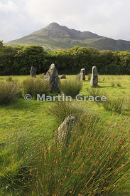 Lochbuie Stone Circle, Lochbuie, Isle of Mull, Argyll & Bute, Scotland