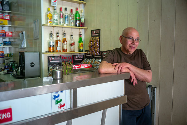 The Owner Of The Coney Island Bar