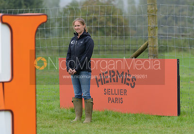 Charlie Gardiner - cross country phase,  Land Rover Burghley Horse Trials, 6th September 2014.