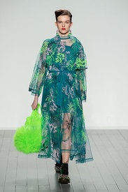 London Fashion Week Autumn Winter 2019  - On|Off Longshaw Ward