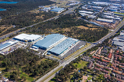 Blacktown Aerial Photography