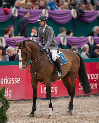 Qualifikation für FEI World Cup - Jumping