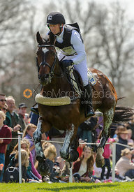 Michael Jung and LEOPIN FST - Cross Country - Mitsubishi Motors Badminton Horse Trials 2013.