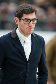 Paris, France, 18.3.2018, Sport, Reitsport, Saut Hermes - Grand Prix Hermès Bild zeigt Nathan Budd...18/03/18, Paris, France,...