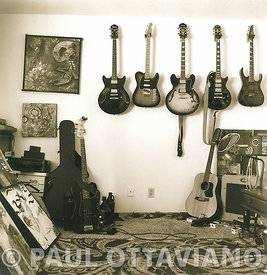Homebrew Bro Music and Art Room by Paul Ottaviano