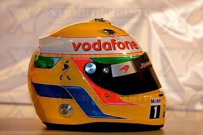 Lewis Hamilton (GBR), McLaren MP4-25 Launch, Newbury, GB, Vodafone, Mercedes