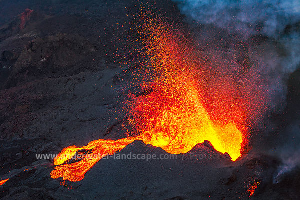 Eruptive mouth